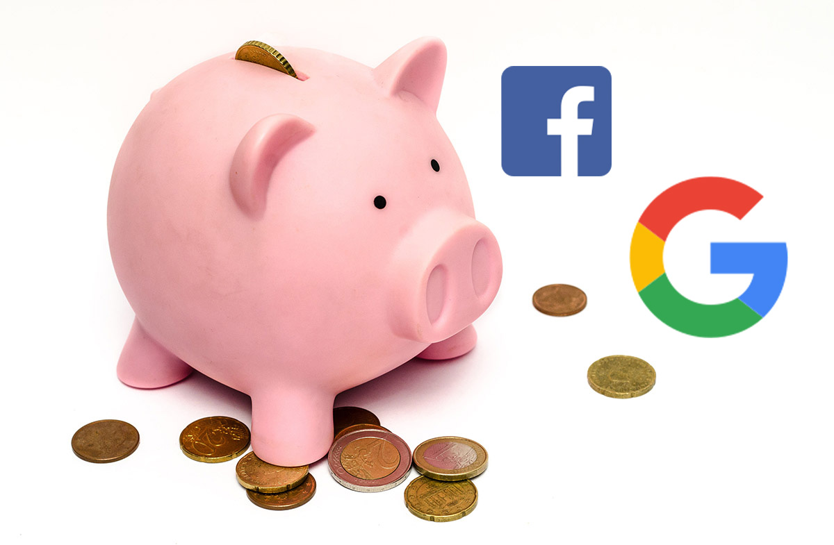 How much budget should I invest in online advertising?